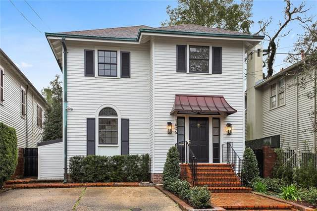 1406 Third Street, New Orleans, LA 70130 (MLS #2287396) :: Reese & Co. Real Estate