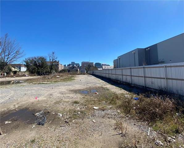 628 S Tonti Street, New Orleans, LA 70119 (MLS #2287898) :: The Sibley Group