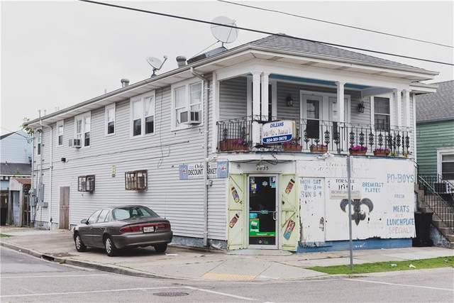2833-2835 Orleans Avenue, New Orleans, LA 70119 (MLS #2288341) :: Satsuma Realtors