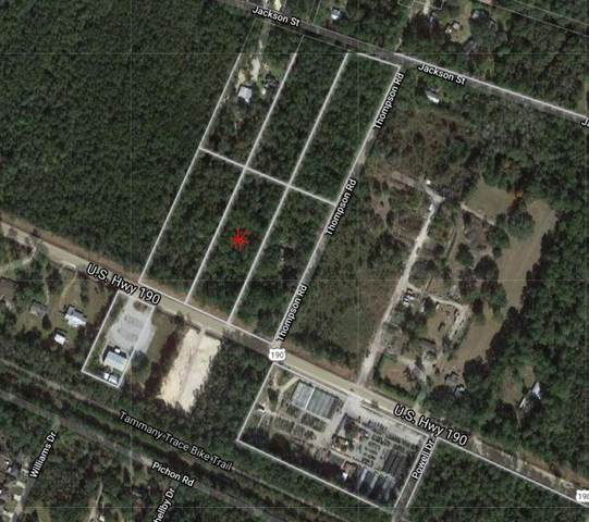 Lot 521 Highway 190, Lacombe, LA 70445 (MLS #2289766) :: Amanda Miller Realty