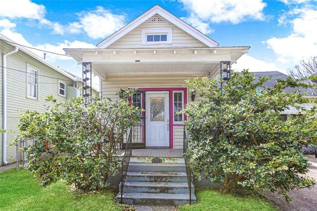 3114 Bienville Street, New Orleans, LA 70119 (MLS #2290674) :: The Sibley Group