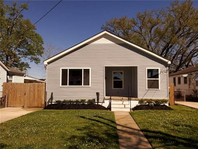 1017 Raymond Drive, Metairie, LA 70001 (MLS #2290842) :: Nola Northshore Real Estate