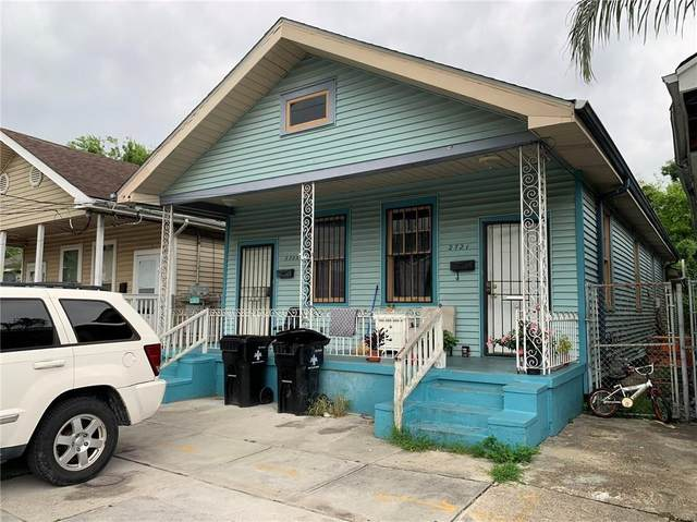 2721 23 Valence Street, New Orleans, LA 70115 (MLS #2291877) :: Satsuma Realtors
