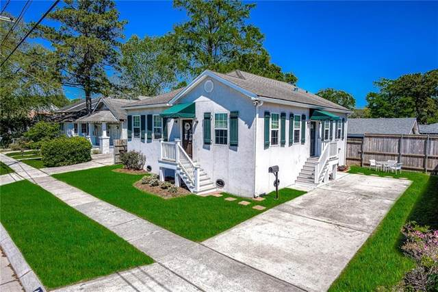 409 Aurora Avenue, Metairie, LA 70005 (MLS #2293196) :: Nola Northshore Real Estate