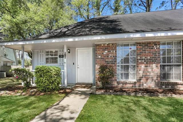 134 Village Drive #134, Slidell, LA 70461 (MLS #2293357) :: Turner Real Estate Group