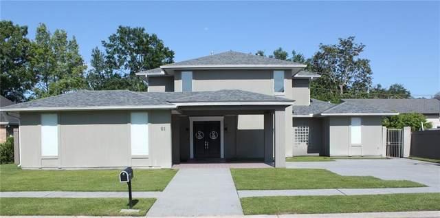 61 Doescher Drive, Harahan, LA 70123 (MLS #2293813) :: Satsuma Realtors