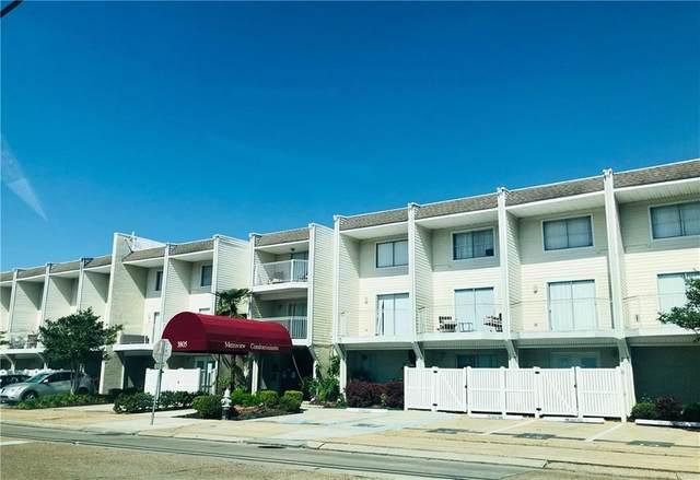 3805 Houma Boulevard 313B, Metairie, LA 70006 (MLS #2294268) :: Nola Northshore Real Estate