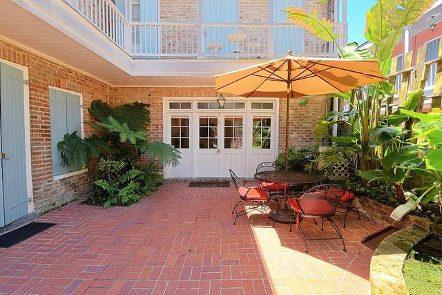 425 Burgundy Street #6, New Orleans, LA 70112 (MLS #2294727) :: Nola Northshore Real Estate