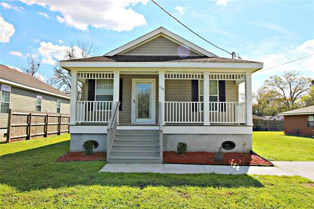 105 Concord Street, Belle Chasse, LA 70037 (MLS #2295363) :: Top Agent Realty