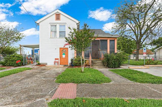 1021 Aquavit Street, Gretna, LA 70053 (MLS #2295365) :: Satsuma Realtors