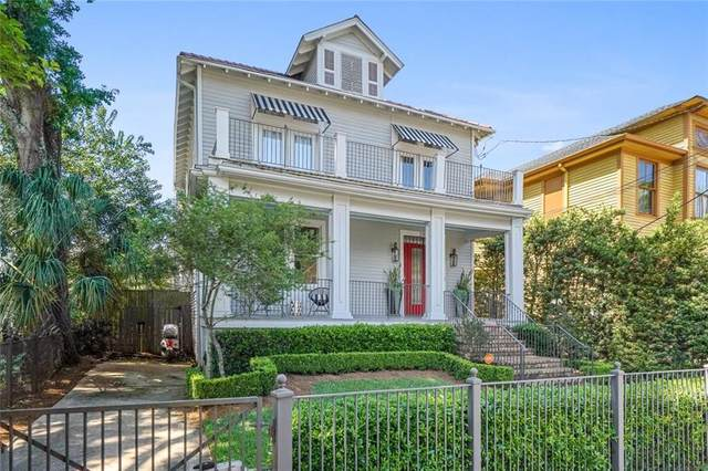 2112 Dublin Street, New Orleans, LA 70118 (MLS #2295968) :: Turner Real Estate Group