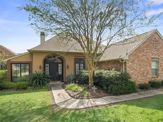 1 Fairway View Court, Hammond, LA 70401 (MLS #2295984) :: Turner Real Estate Group