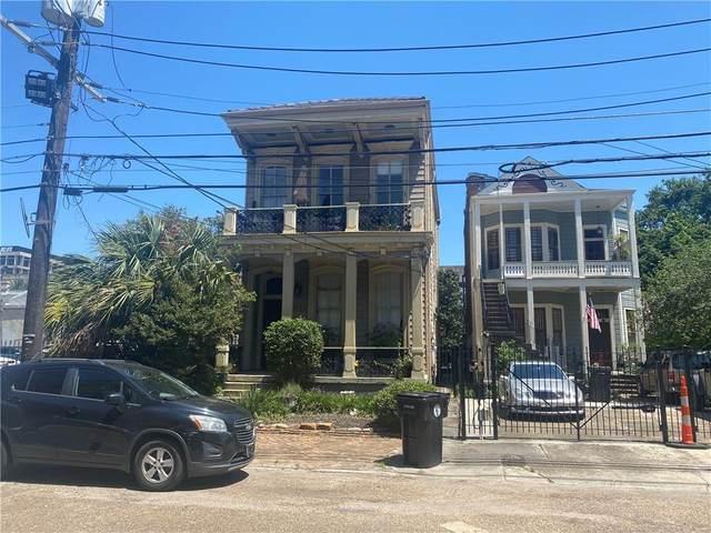 1525 Clio Street #4, New Orleans, LA 70130 (MLS #2296301) :: Crescent City Living LLC