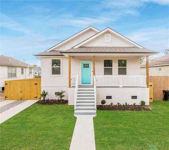 6420 Peoples Avenue, New Orleans, LA 70122 (MLS #2297935) :: The Sibley Group