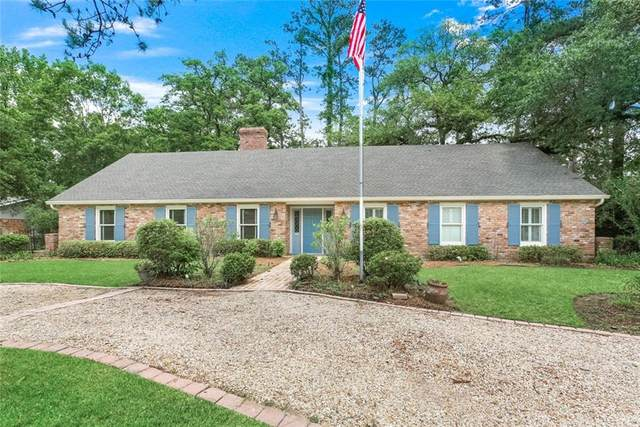 108 Cherry Laurel Drive, Covington, LA 70433 (MLS #2298291) :: Turner Real Estate Group