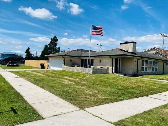 424 Mink Drive, Arabi, LA 70032 (MLS #2299728) :: Top Agent Realty