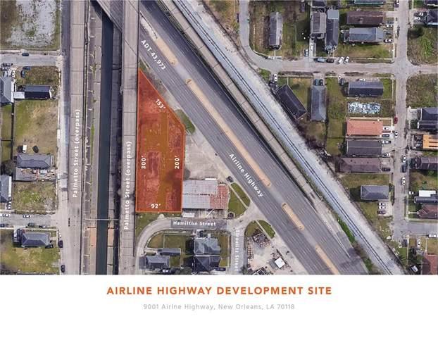 9001 Airline Highway, New Orleans, LA 70118 (MLS #2299993) :: Parkway Realty