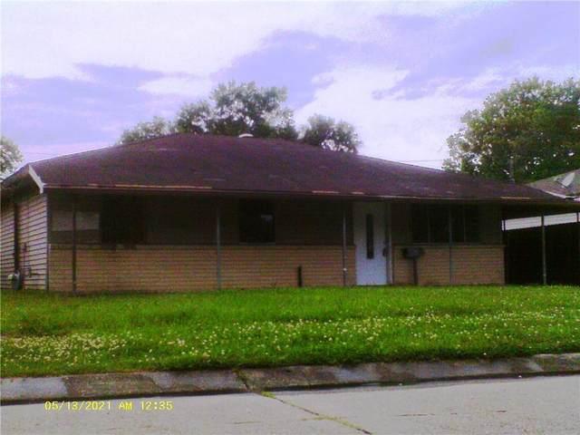552 Pat Drive, Avondale, LA 70094 (MLS #2300462) :: Keaty Real Estate