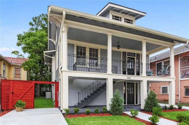 1831 S Dupre Street, New Orleans, LA 70125 (MLS #2300866) :: Satsuma Realtors