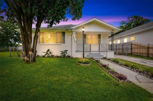 3828 Derbigny Street, Metairie, LA 70001 (MLS #2301717) :: Keaty Real Estate