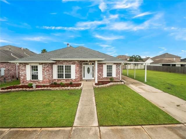 3508 St. Marie Drive, Meraux, LA 70075 (MLS #2303389) :: Turner Real Estate Group