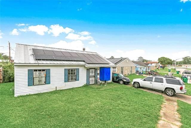 124 Jeanne Drive, Avondale, LA 70094 (MLS #2303449) :: Keaty Real Estate