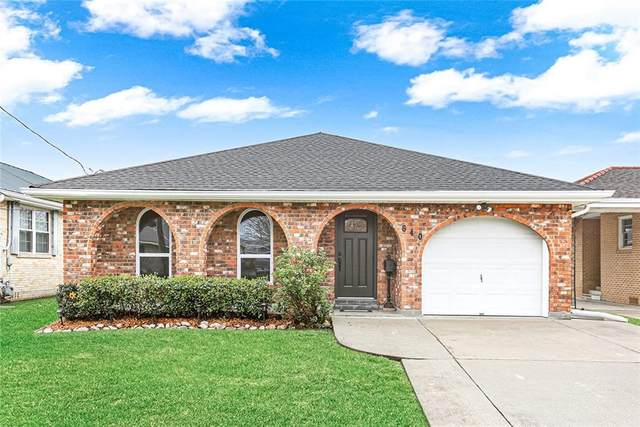 640 Melody Drive, Metairie, LA 70002 (MLS #2303753) :: Top Agent Realty