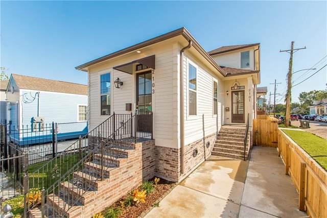2101 03 Second Street, New Orleans, LA 70113 (MLS #2303886) :: Satsuma Realtors
