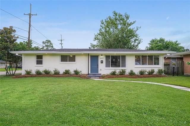 2437 Maryland Avenue, Metairie, LA 70003 (MLS #2304389) :: Turner Real Estate Group