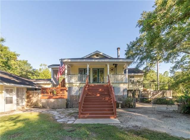 59486 Lacombe Harbor Road, Lacombe, LA 70445 (MLS #2305328) :: Freret Realty