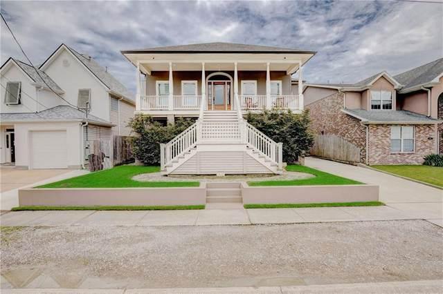 905 Ridgewood Drive, Metairie, LA 70001 (MLS #2305419) :: Parkway Realty