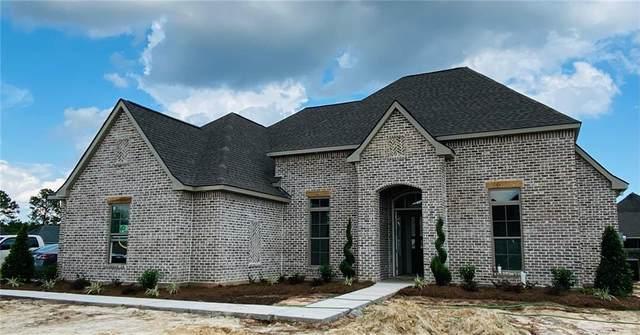 542 N Caleb Drive, Slidell, LA 70461 (MLS #2306834) :: Turner Real Estate Group