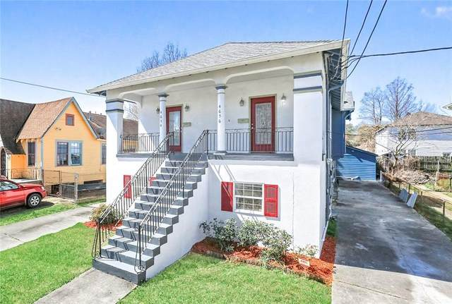 4654-56 Baccich Street, New Orleans, LA 70122 (MLS #2306910) :: Reese & Co. Real Estate