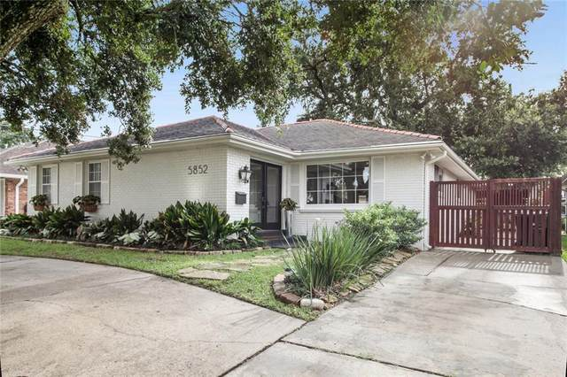 5852 Sylvia Drive, New Orleans, LA 70124 (MLS #2307191) :: Turner Real Estate Group