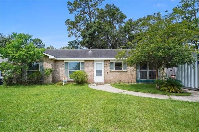 107 Northwood Drive, Slidell, LA 70458 (MLS #2307366) :: Turner Real Estate Group