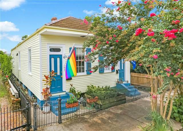 615-617 Bartholomew Street, New Orleans, LA 70117 (MLS #2307764) :: Satsuma Realtors