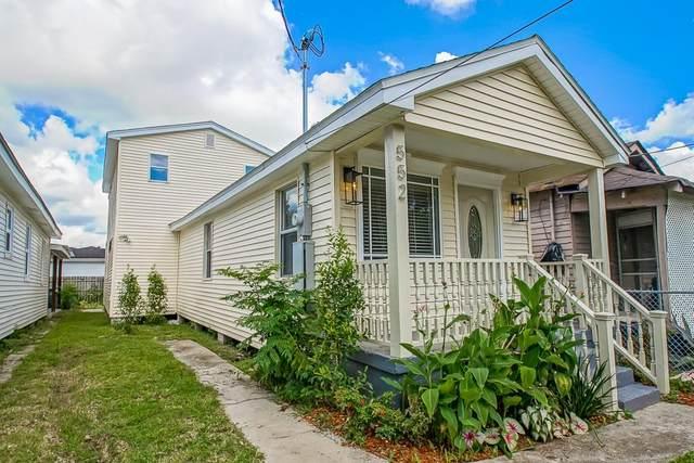 552 Brown Street, Jefferson, LA 70121 (MLS #2307804) :: Satsuma Realtors