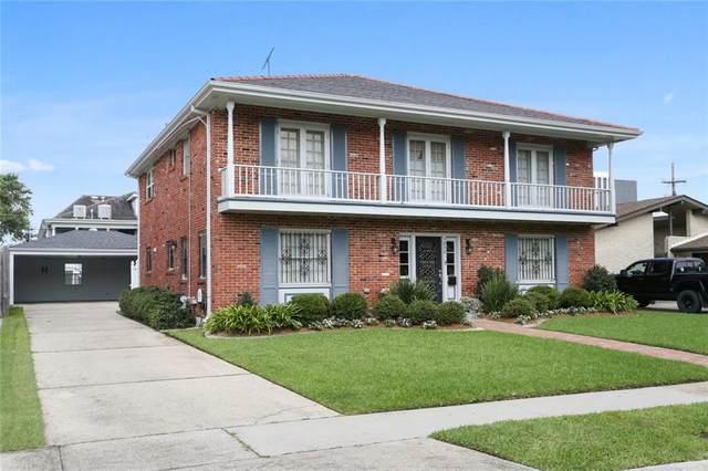 5836 Marcia Avenue, New Orleans, LA 70124 (MLS #2307824) :: Freret Realty