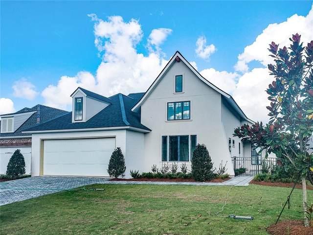 419 Cercle Du Lac Drive, Covington, LA 70433 (MLS #2307882) :: Freret Realty