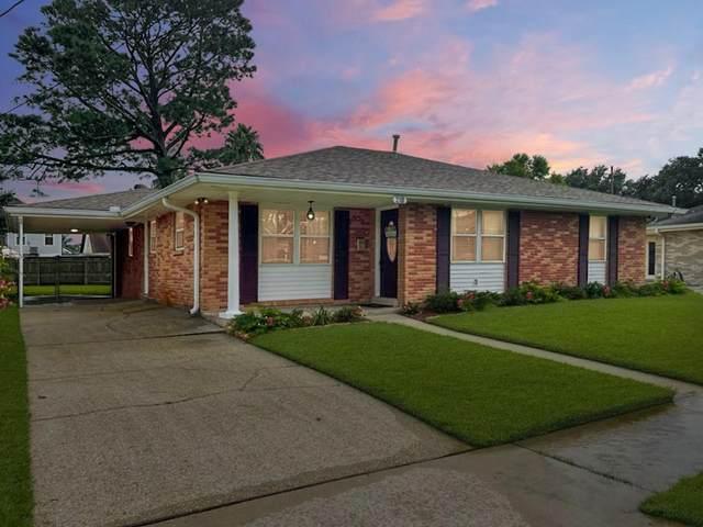 210 Portland Street, New Orleans, LA 70124 (MLS #2308422) :: United Properties