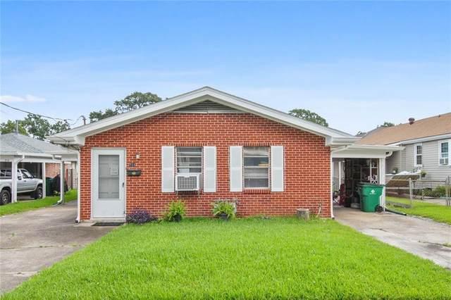 711 Phlox Avenue, Metairie, LA 70001 (MLS #2308640) :: Turner Real Estate Group