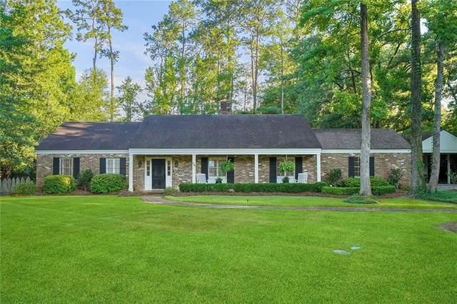 14 Oaklawn Drive, Covington, LA 70433 (MLS #2308769) :: Turner Real Estate Group