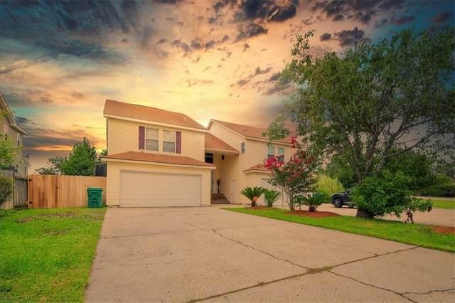114 Marina Drive, Slidell, LA 70458 (MLS #2309001) :: United Properties