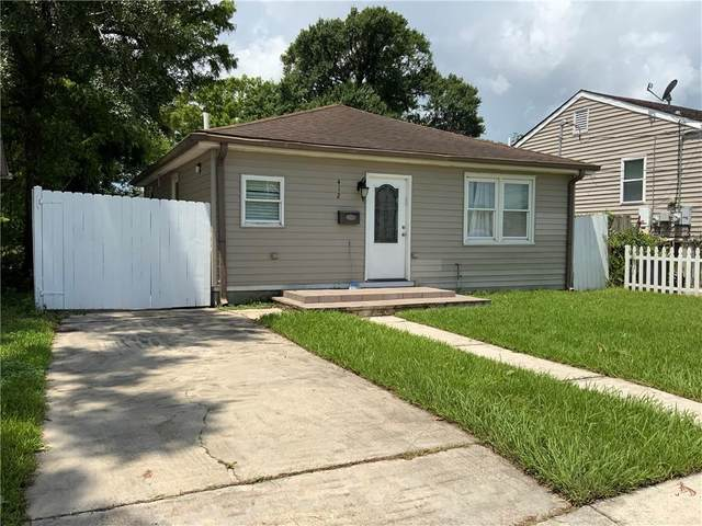 412 Wallace Drive, New Orleans, LA 70122 (MLS #2309191) :: Turner Real Estate Group