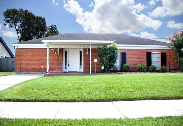 724 Fair Lawn Drive, Gretna, LA 70056 (MLS #2309820) :: Reese & Co. Real Estate