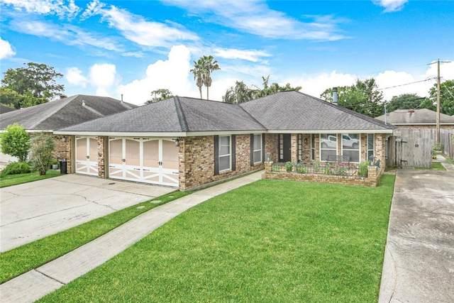 87 Melrose Drive, Destrehan, LA 70047 (MLS #2310860) :: Crescent City Living LLC
