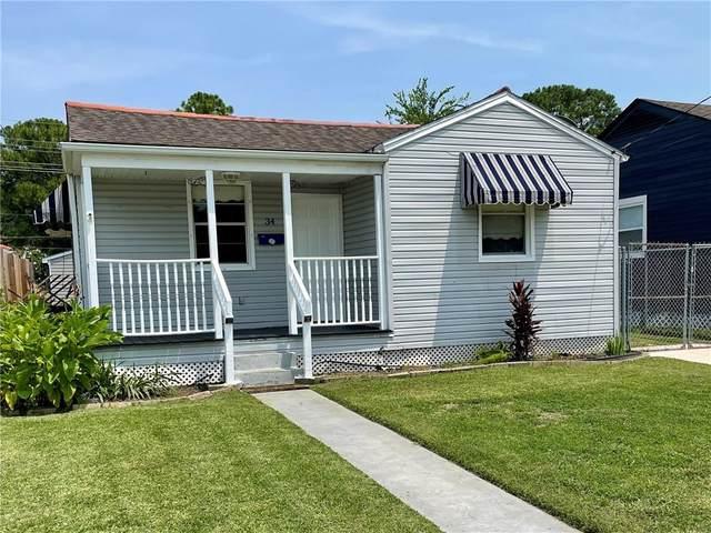 34 Labarre Place, Jefferson, LA 70121 (MLS #2311376) :: Keaty Real Estate