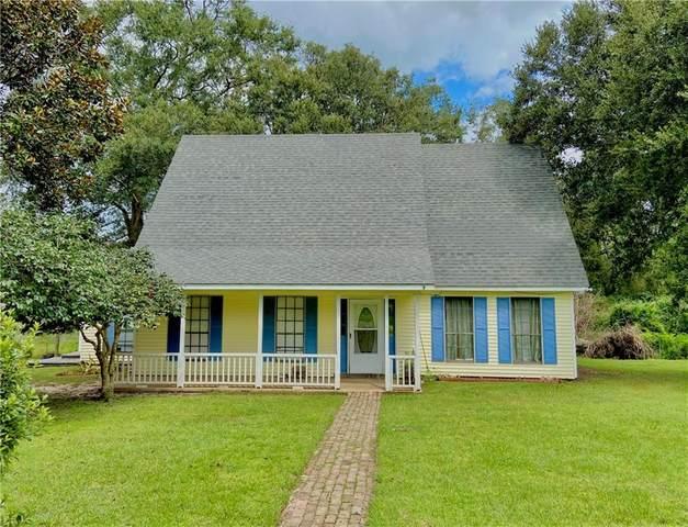 791 Savannah Millard Road, Poplarville, MS 39470 (MLS #2312072) :: Top Agent Realty