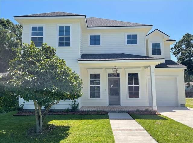 525 Nursery Avenue, Metairie, LA 70005 (MLS #2312945) :: Freret Realty