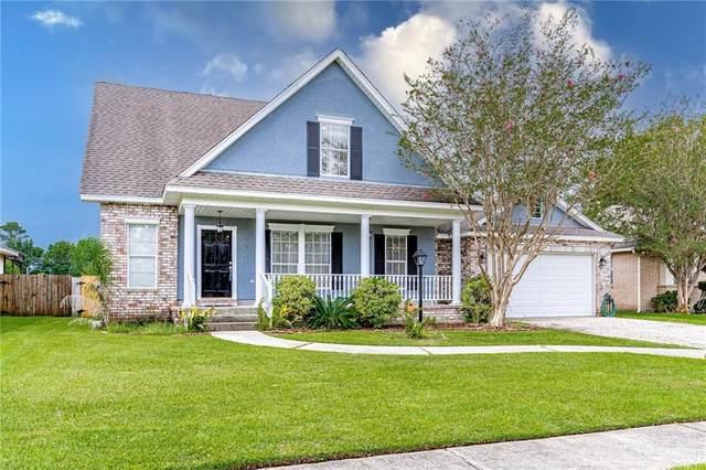 109 Spartan Loop, Slidell, LA 70458 (MLS #2312981) :: Keaty Real Estate